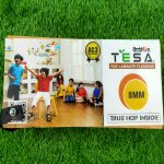 Action Tesa Wooden Flooring- AC3 8mm