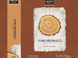 Amulya Mica Synchronized Laminate-1.25mm