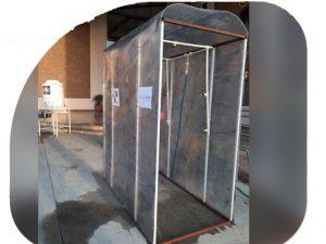 Automatic Sanitizer Spray Tunnel