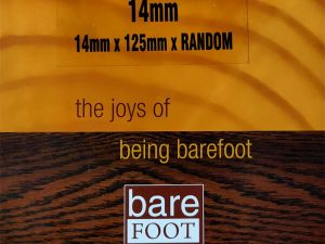 Barefoot Wooden Flooring- Engineered Wood 14mm Flooring