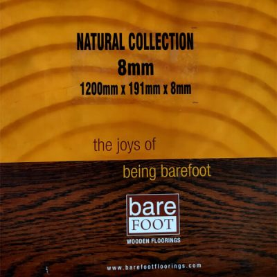 Barefoot Wooden Flooring- Natural Collection Flooring