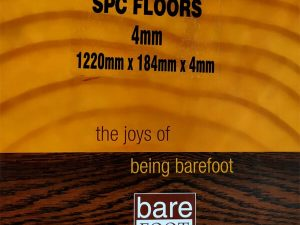 Barefoot Flooring- SPC Flooring