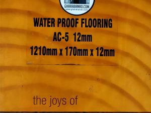 Barefoot Waterproof Flooring 12mm