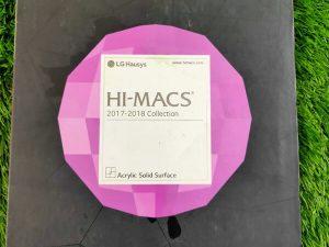 LG Hausys Hi-Macs Acrylic Solid Surface