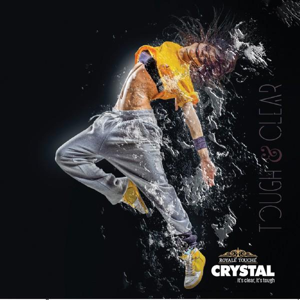 Royale Touche Crystal Laminates-1.25mm