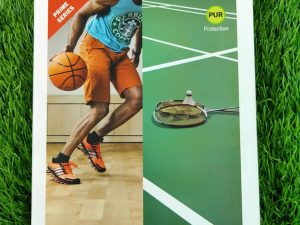 Wonderfloor Vinyl Flooring- Bravo Sports Floor