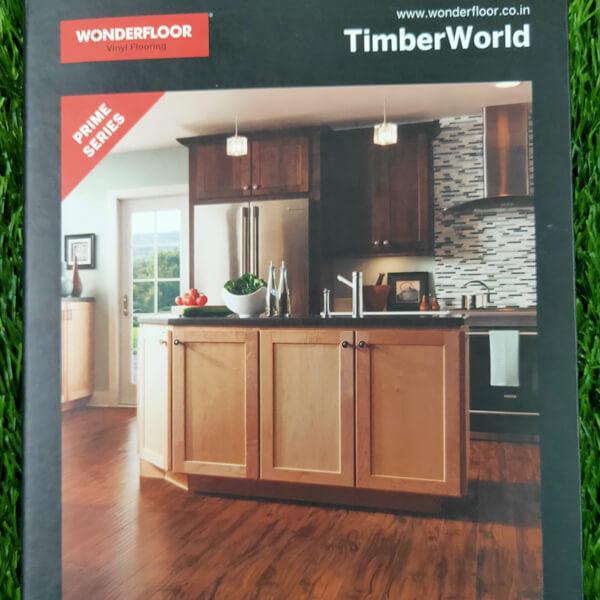 Wonderfloor Vinyl Plank Timberland- 1.5mm
